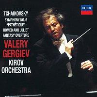 Přední strana obalu CD Tchaikovsky: Symphony No.6; Romeo and Juliet Fantasy Overture