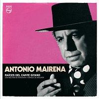 Přední strana obalu CD Antonio Mairena. Raíces Del Canto Gitano