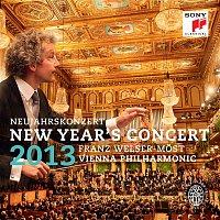 Franz Welser-Most, Wiener Philharmoniker, JOSEF STRAUSS – New Year's Concert 2013 / Neujahrskonzert 2013