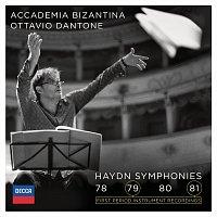 Accademia Bizantina, Ottavio Dantone – Haydn: Symphonies 78, 79, 80, 81