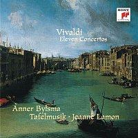 Anner Bylsma, Tafelmusik, Antonio Vivaldi, Jeanne Lamon, Charlotte Nediger, Tafelmusik Baroque Orchestra – Vivaldi: Eleven Concertos