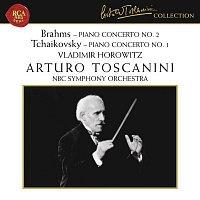 Vladimir Horowitz, Johannes Brahms, Arturo Toscanini, NBC Symphony Orchestra – Brahms: Piano Concerto No. 2 in B-Flat Major, Op. 83 - Tchaikovsky: Piano Concerto No. 1 in B-Flat Minor, Op. 23
