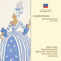 Přední strana obalu CD Strauss: Der Rosenkavalier - excerpts