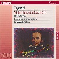 Henryk Szeryng, London Symphony Orchestra, Sir Alexander Gibson – Paganini: Violin Concertos Nos. 1 & 4