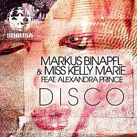 Markus Binapfl & Miss Kelly Marie, Alexandra Prince – Disco (feat. Alexandra Prince)
