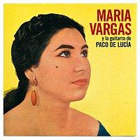 Přední strana obalu CD Maria Vargas Y La Guitarra De Paco De Lucia