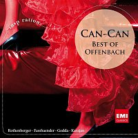 Adolf Dallapozza, Gisela Litz, Grit van Juten, Theo Lingen, Ferry Gruber, Kari Lovaas, Brigitte Lindner, Chor der Kolner Oper, Philharmonia Hungarica, Willy Mattes, Anneliese Rothenberger – Best Of Offenbach (International Version)