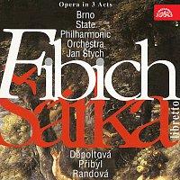 Různí interpreti – Fibich: Šárka. Opera