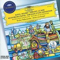 Berliner Philharmoniker, Herbert von Karajan – Ravel: Boléro / Debussy: La Mer / Mussorgsky: Pictures at an Exhibition
