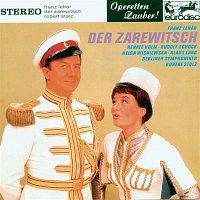 "Dorothea Chryst, Robert Stolz, Franz Lehár – Lehar: Die lustige Witwe (excerpts) - ""Operetta Highlights"""