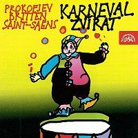 Různí interpreti – Prokofjev, Britten, Saint-Saëns: Karneval zvířat