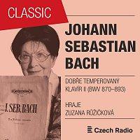 Zuzana Růžičková – J. S. Bach: Dobře temperovaný klavír II (BWV 870-893)