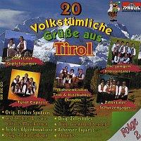 Diverse Interpreten – 20 Volkstumliche Grusze aus Tirol