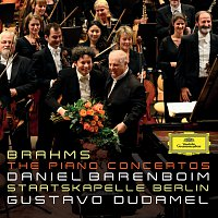 Daniel Barenboim, Staatskapelle Berlin, Gustavo Dudamel – Brahms: The Piano Concertos [Live]