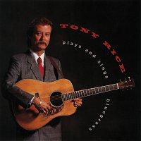Přední strana obalu CD Tony Rice Plays and Sings Bluegrass