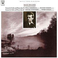 Rudolf Serkin – Reger: Violin Sonata No. 9, Op. 139 & Cello Sonata No. 4, Op. 116