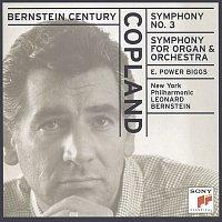 E. Power Biggs, New York Philharmonic, Leonard Bernstein – Bernstein Century: Copland - Symphonies Nos. 3 & 1