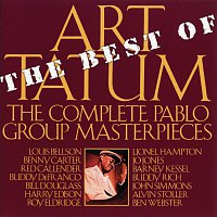 Art Tatum – The Best Of The Pablo Group Masterpieces