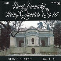 Stamicovo kvarteto – Vranický: Smyčcové kvartety