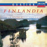Vladimír Ashkenazy, Philharmonia Orchestra – Sibelius: Finlandia; Karelia Suite; Tapiola; En Saga