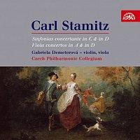 Gabriela Demeterová, Collegium českých filharmoniků – Stamic: Koncertantní sinfonie in D & in C, Koncerty pro violu a orchestr in A & in D