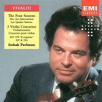 Itzhak Perlman, London Philharmonic Orchestra, Israel Philharmonic Orchestra – Vivaldi - Concertos