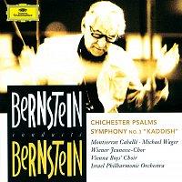 """Přední strana obalu CD Bernstein: Chichester Psalms; Symphony No.3 """"Kaddish"""""""