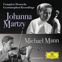 Johanna Martzy, Michael Mann – Johanna Martzy, Michael Mann - Complete Deutsche Grammophon Recordings