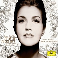 Anne-Sophie Mutter, Daniel Muller-Schott, André Previn – Mozart: Piano Trios K. 548, 542 & 502