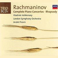 Vladimír Ashkenazy, London Symphony Orchestra, André Previn – Rachmaninov: Complete Piano Concertos/Rhapsody on a Theme of Paganini