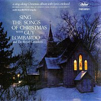 Přední strana obalu CD Sing The Songs Of Christmas