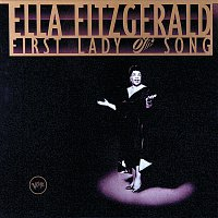 Přední strana obalu CD Ella Fitzgerald - First Lady Of Song