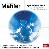 """Amsterdam Toonkunst Choir, Royal Concertgebouw Orchestra, Bernard Haitink – Mahler: Sinfonie Nr. 8 Es Dur """"Sinfonie der Tausend"""""""
