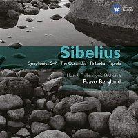 Paavo Berglund, Helsinki Philharmonic Orchestra – Sibelius: Symphony Nos 5-7