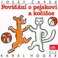 Přední strana obalu CD Čapek Josef: Povídání o pejskovi a kočičce