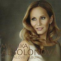 Přední strana obalu CD Muzikálové album