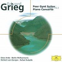 Berliner Philharmoniker, Rafael Kubelík, Gothenburg Symphony Orchestra – Edvard Grieg: Peer Gynt-Suiten Nr. 1 & 2