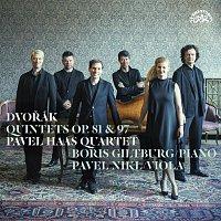 Pavel Haas Quartet, Boris Giltburg, Pavel Nikl – Dvořák: Kvintety op. 81 & 97 LP