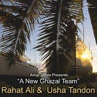 Rahat Ali, Usha Tandon – Anup Jalota Presents 'A New Ghazal Team'