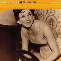 Přední strana obalu CD Diamanter - 50-Talet