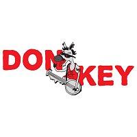 Přední strana obalu CD Don Key