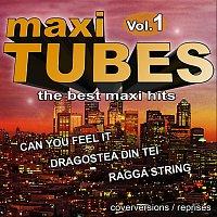 Přední strana obalu CD Maxi Tubes - Vol. 1