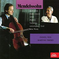 Daniel Veis, Martino Tirimo – Skladby pro violoncello a klavír