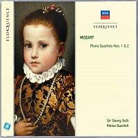 Sir Georg Solti, Melos Quartet – Mozart: Piano Quartets Nos.1 & 2