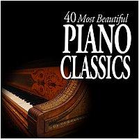 Various Artists.. – 40 Most Beautiful Piano Classics