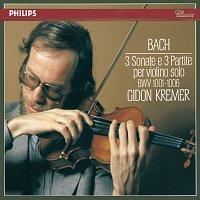 Gidon Kremer – Bach, J.S.: 3 Sonatas & Partitas for Solo Violin