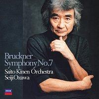 Přední strana obalu CD Bruckner: Symphony No.7