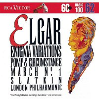 Leonard Slatkin, Edward Elgar – Elgar: Enigma Variations Vol.62