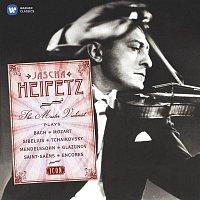 Jascha Heifetz, Arpád Sándor – Icon: Jascha Heifetz