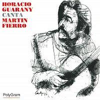 Přední strana obalu CD Canta Martín Fierro